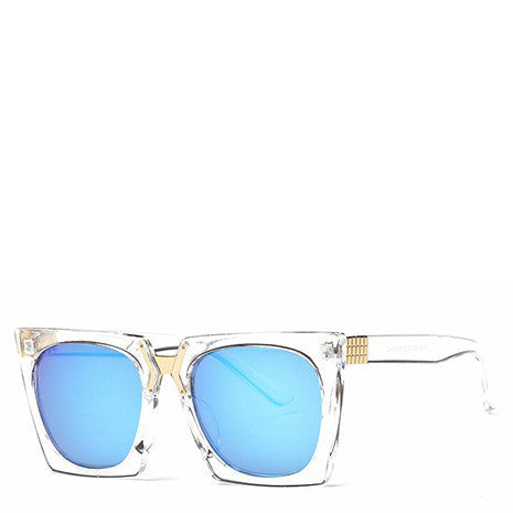 Alex Clear Blue Sunglasses - Her Teen Dream