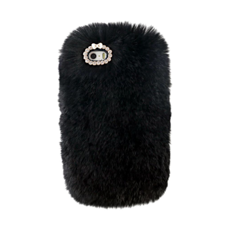 Furry Noir iPhone Case - Her Teen Dream