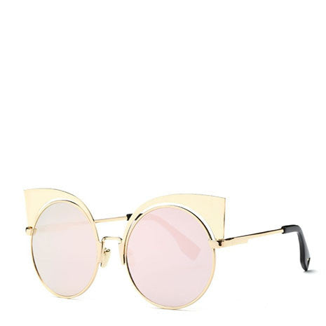 Celine Rose Gold Sunglasses - Her Teen Dream