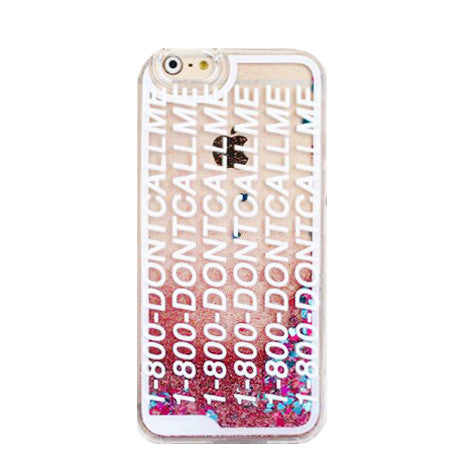 iPhone Case 1-800-DONT-CALL-ME - Her Teen Dream