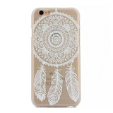 TPU Dream Catcher Henna iPhone Case - Her Teen Dream