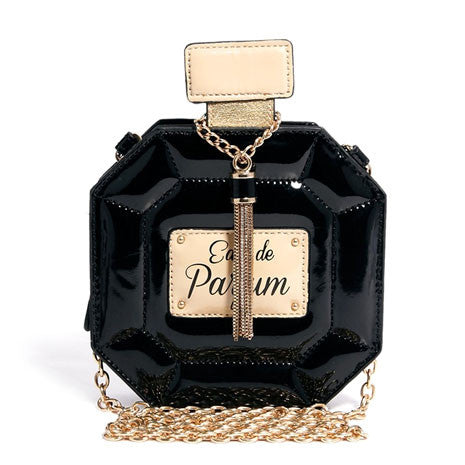 Eau de Parfum Black Shoulder Bag - Her Teen Dream