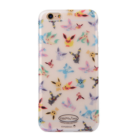 Eevee Eeveelutions iPhone Case - Her Teen Dream