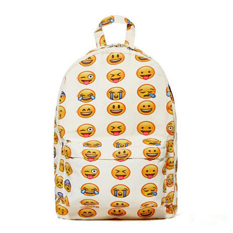 Emoji Backpack - Her Teen Dream
