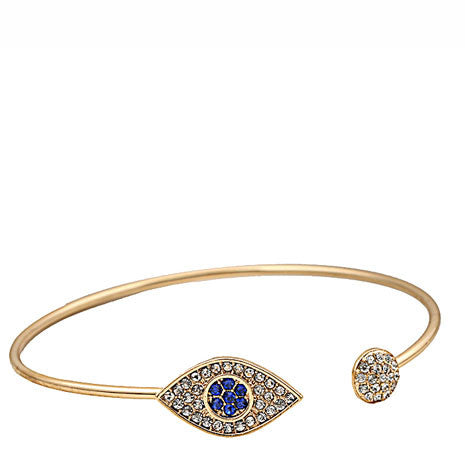 Evil Eye Bangle - Her Teen Dream