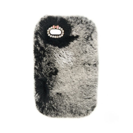 Furry Grey iPhone Case - Her Teen Dream