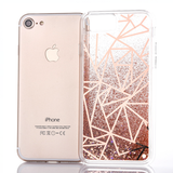 Geometric Rose Gold iPhone Case - Her Teen Dream