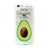 Guac is Extra iPhone Case - Her Teen Dream