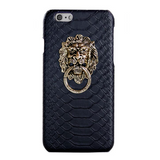 Lion Black Door Knob Case - Her Teen Dream