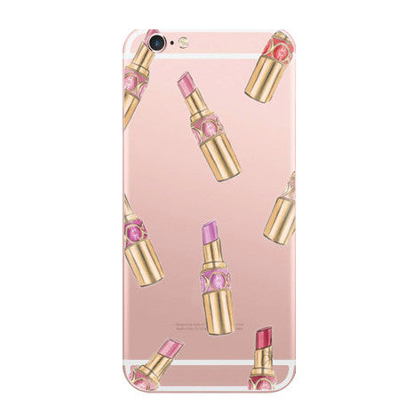 Designer Lipstick Luxe iPhone 6/6s Case - Her Teen Dream