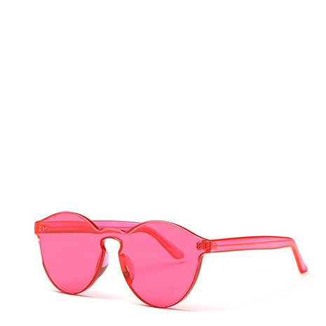 Lucy Pink Sunglasses - Her Teen Dream