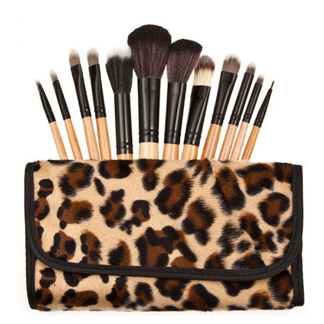 Contour Kit with Makeup Brushes - Her Teen Dream