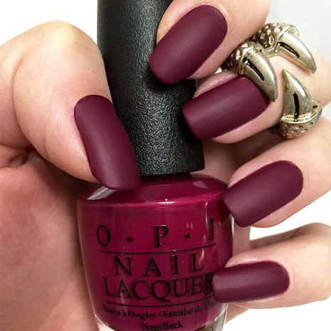 Pre-order: Deep Red Nail Polish from OPI - Her Teen Dream