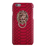 Lion Red Door Knob Case - Her Teen Dream