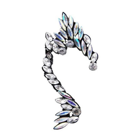 Rhinestone Ear Cuff - Her Teen Dream