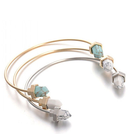 Gemstone Bracelets - Her Teen Dream