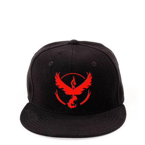 Pokémon Go - Team Valor Hat - Her Teen Dream