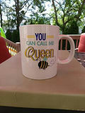 You Can Call Me Queen Bee - Gift Wrapped Mug