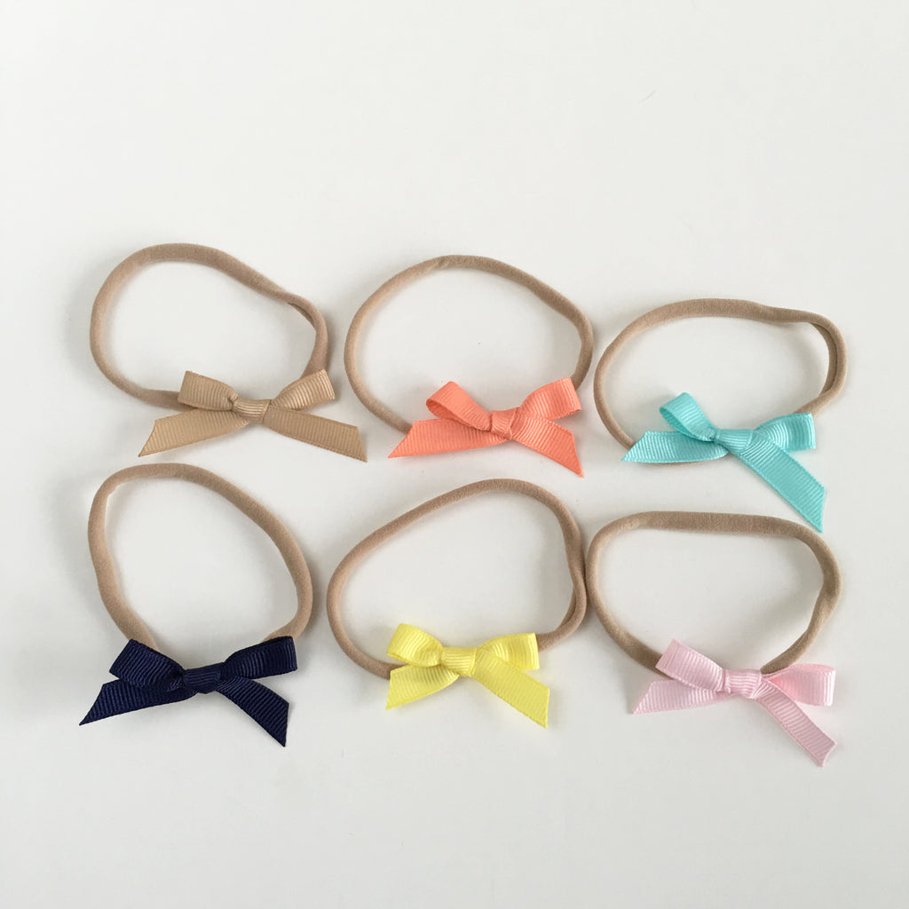 Simple Bow Headband