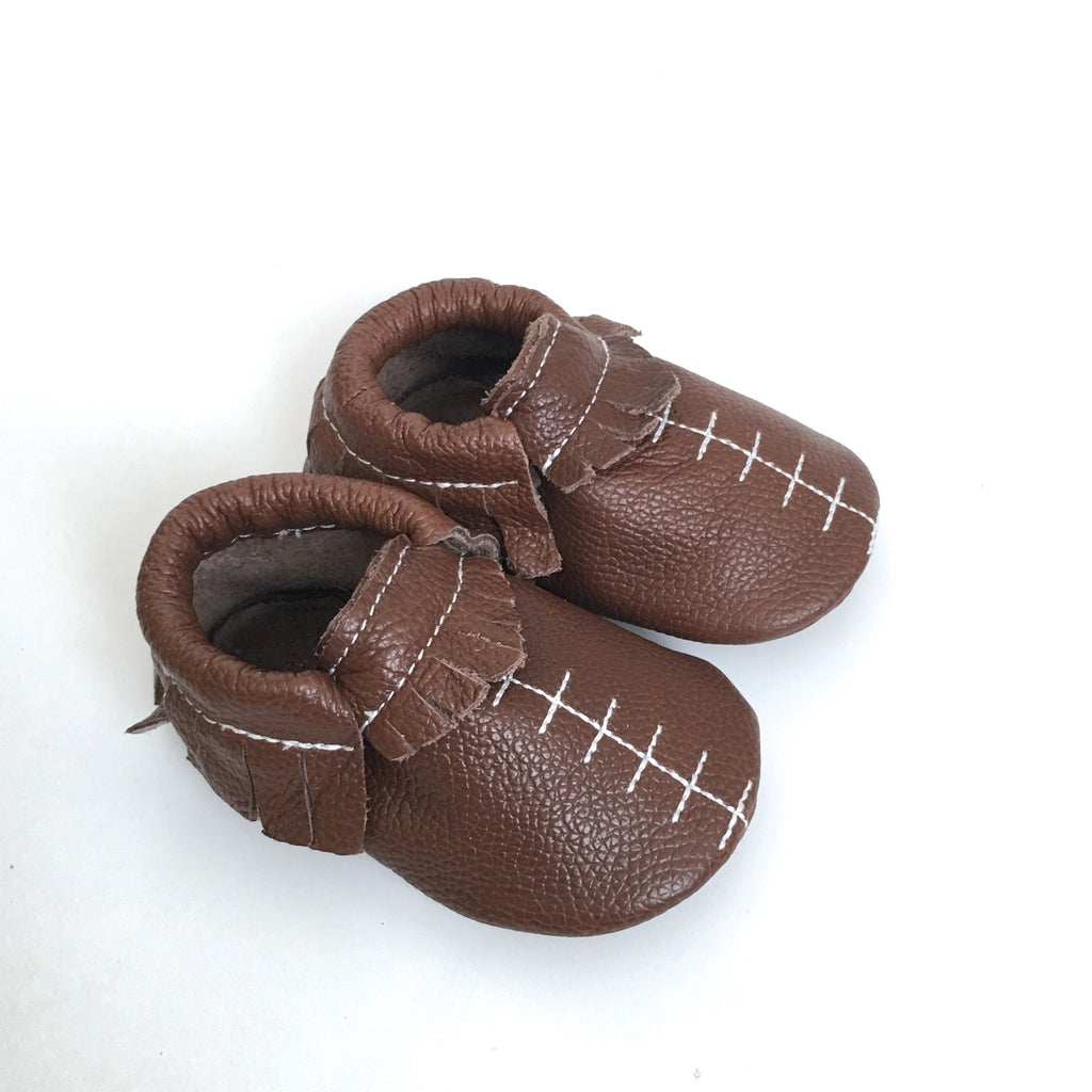Football Moccasins