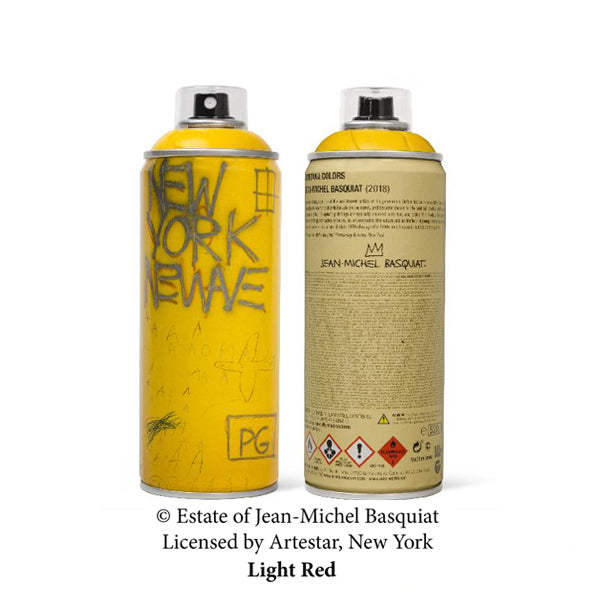 MTN Limited Edition Jean - Michel Basquiat - New York - Eldorado
