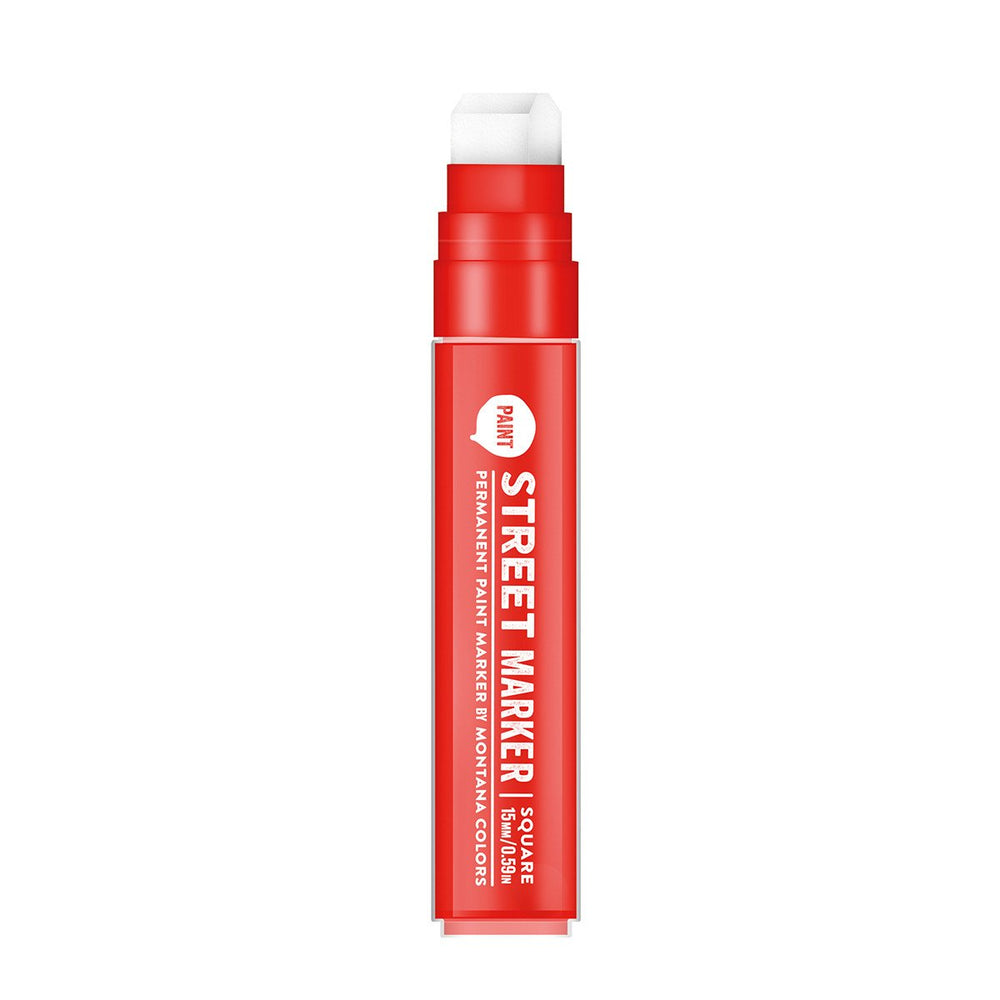 MTN Street Paint Marker 15mm - Light Red