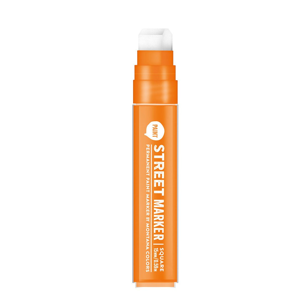 MTN Street Paint Marker 15mm - Orange