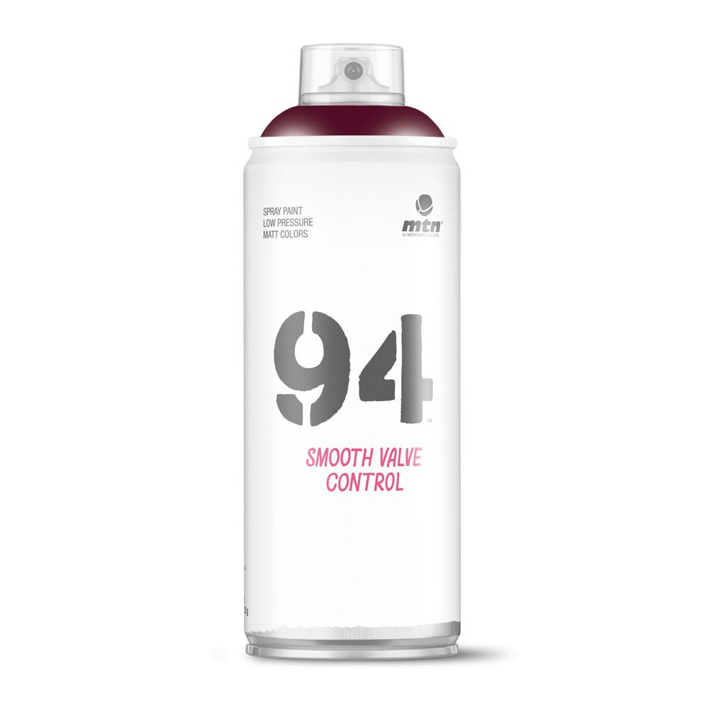 MTN 94 Spray Paint - RV168 - Anger Red