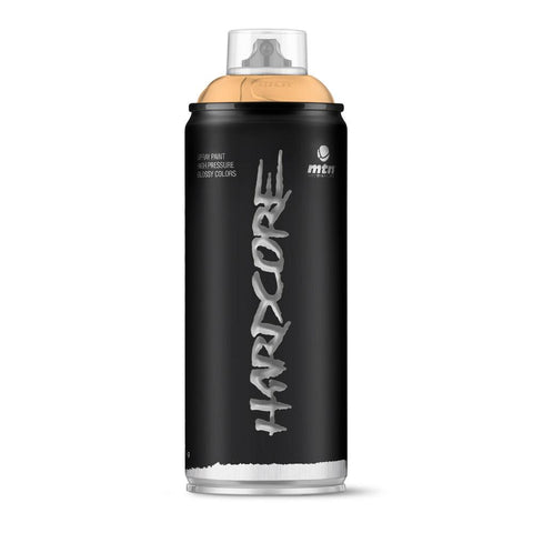 MTN Hardcore Spray Paint - RV206 - Atacama Yellow