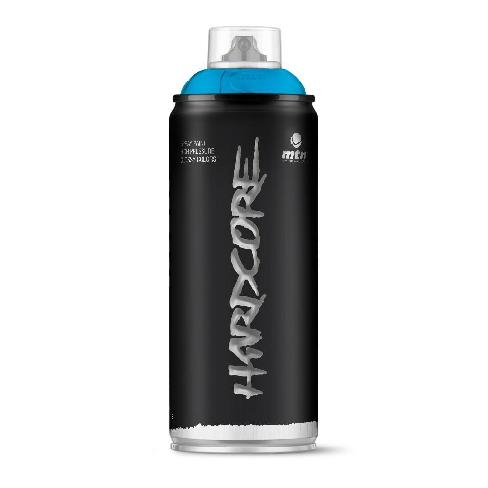 MTN Hardcore Spray Paint - RV217 - Avatar Blue
