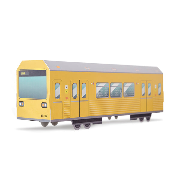 MTN Systems Berlin U-Bahn Train