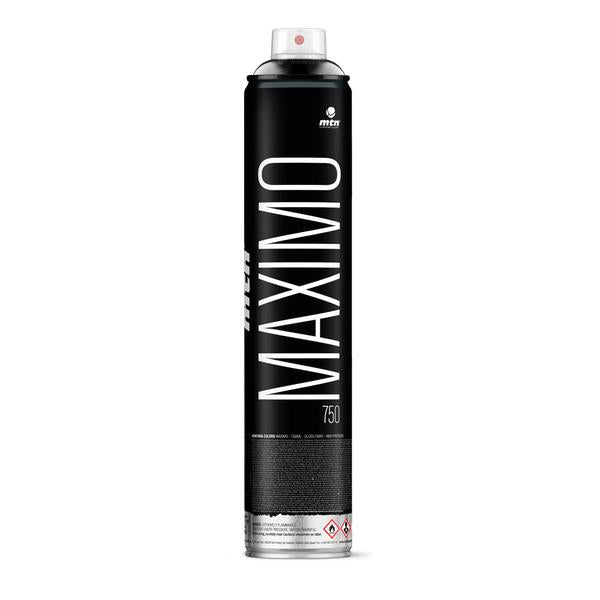 MTN Maximo XXXL Spray Paint - Black