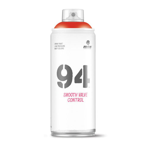 MTN 94 Spray Paint -RV116 - Blood Red