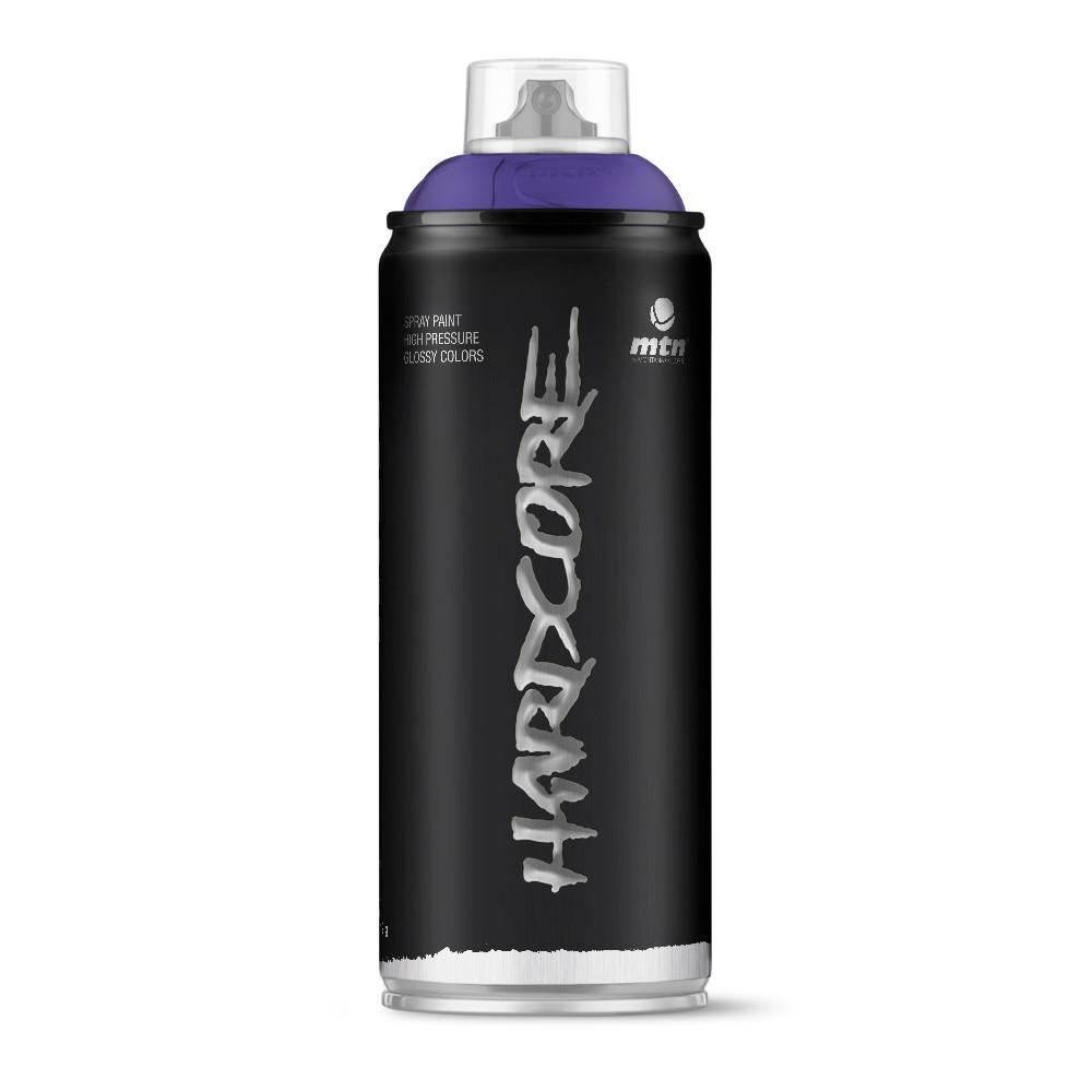 MTN Hardcore Spray Paint - RV3 - Blue Violet
