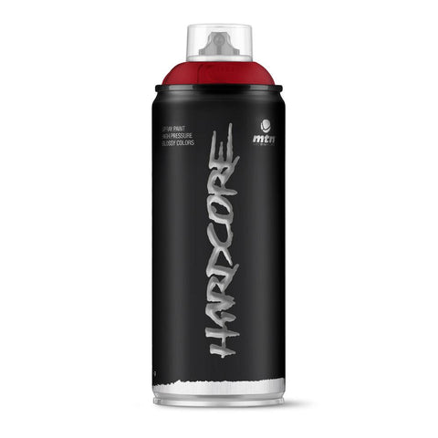 MTN Hardcore Spray Paint - RV3004 - Bordeaux Red
