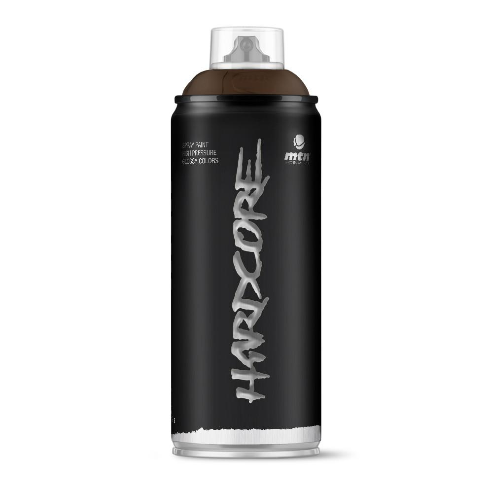 MTN Hardcore Spray Paint - RV8017 - Tobacco Brown