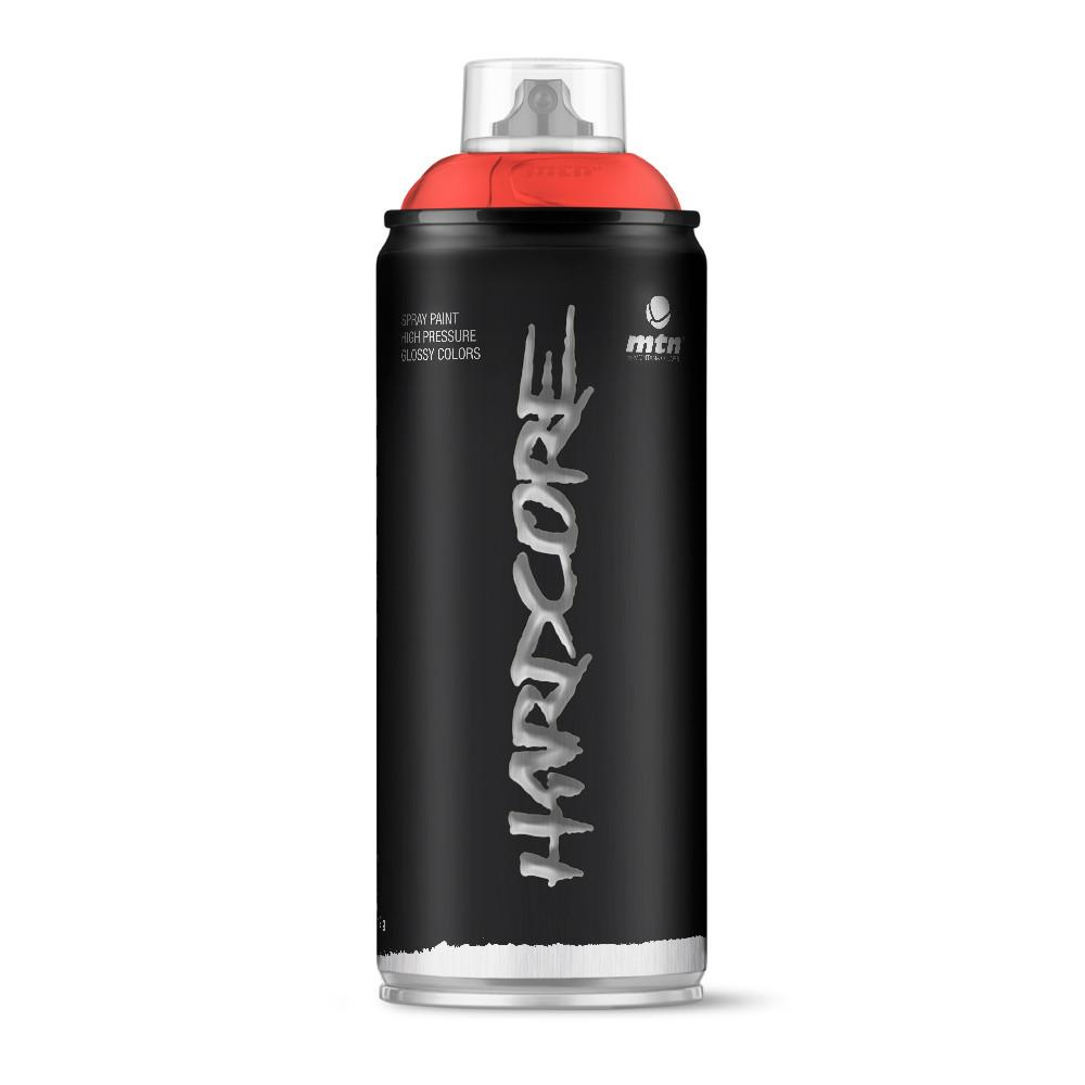 MTN Hardcore Spray Paint - RV33 - Colorado Red