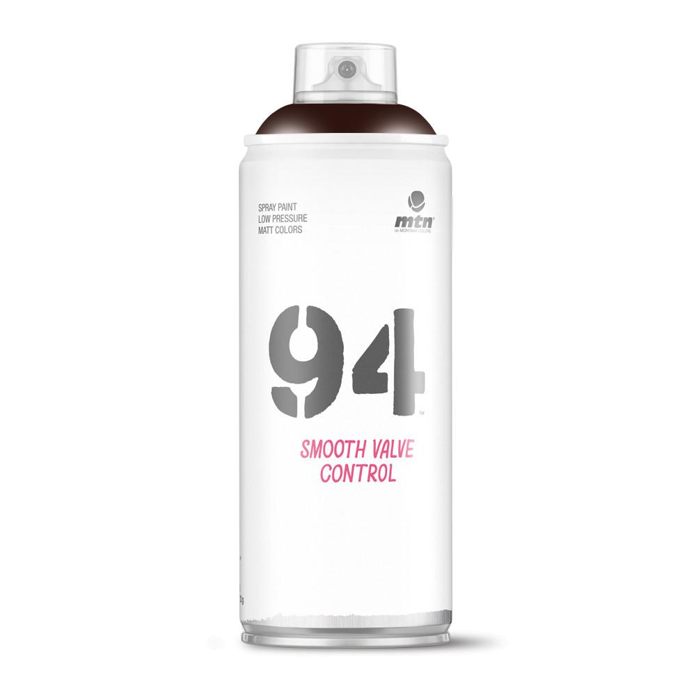 MTN 94 Spray Paint - RV101 - Ebony Brown