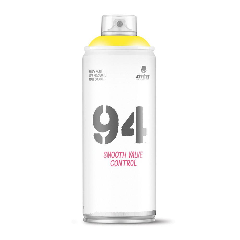 MTN 94 Spray Paint - Transparent Yellow