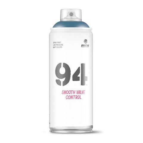 MTN 94 Spray Paint - RV160 - Eureka Blue
