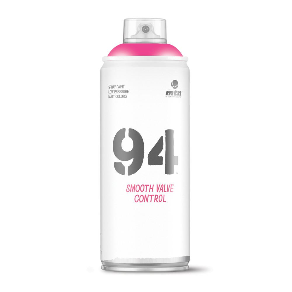 MTN 94 Spray Paint - Fluorescent Fucsia