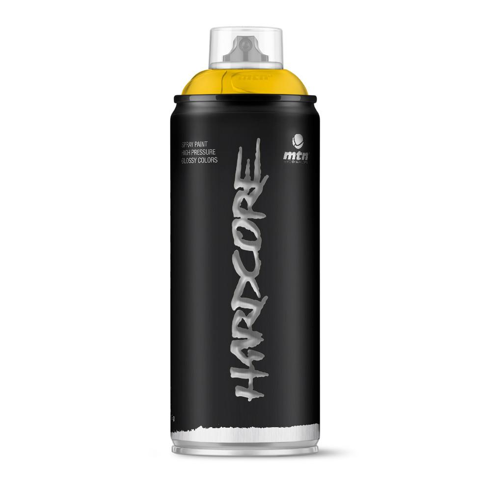 MTN Hardcore Spray Paint - RV11 - Ganges Yellow