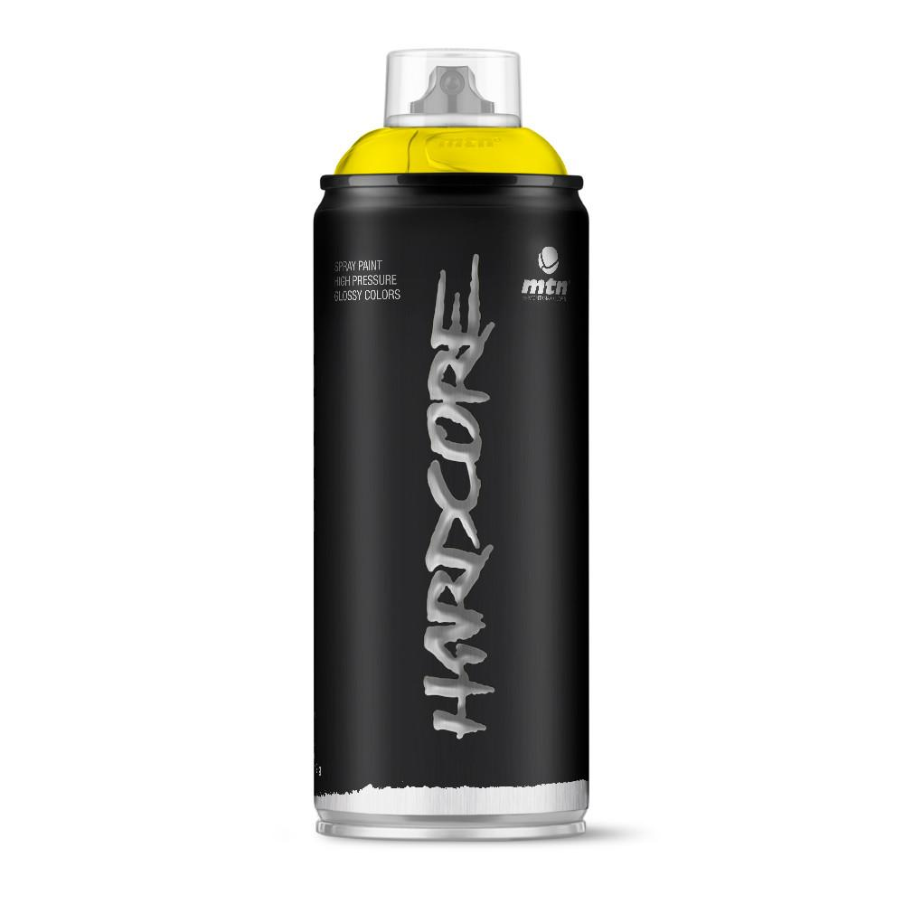MTN Hardcore Spray Paint - RV238 - Giant Yellow