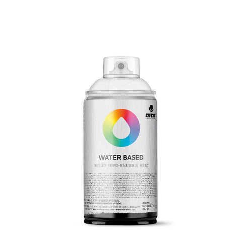 MTN Water Based 300 Spray Paint - WRV - Gloss Varnish