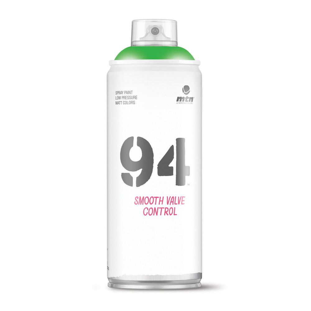 MTN 94 Spray Paint - Fluorescent Green