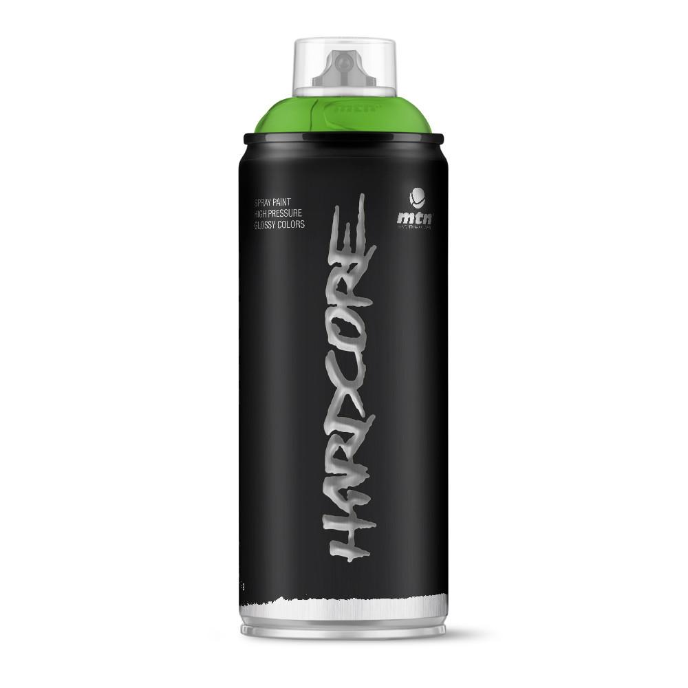 MTN Hardcore Spray Paint - RV34 - Guacamole Green