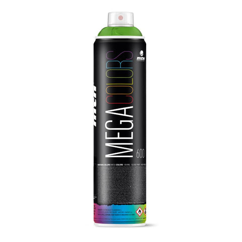 MTN Mega Spray Paint - 600ml - RV34 - Guacamole Green
