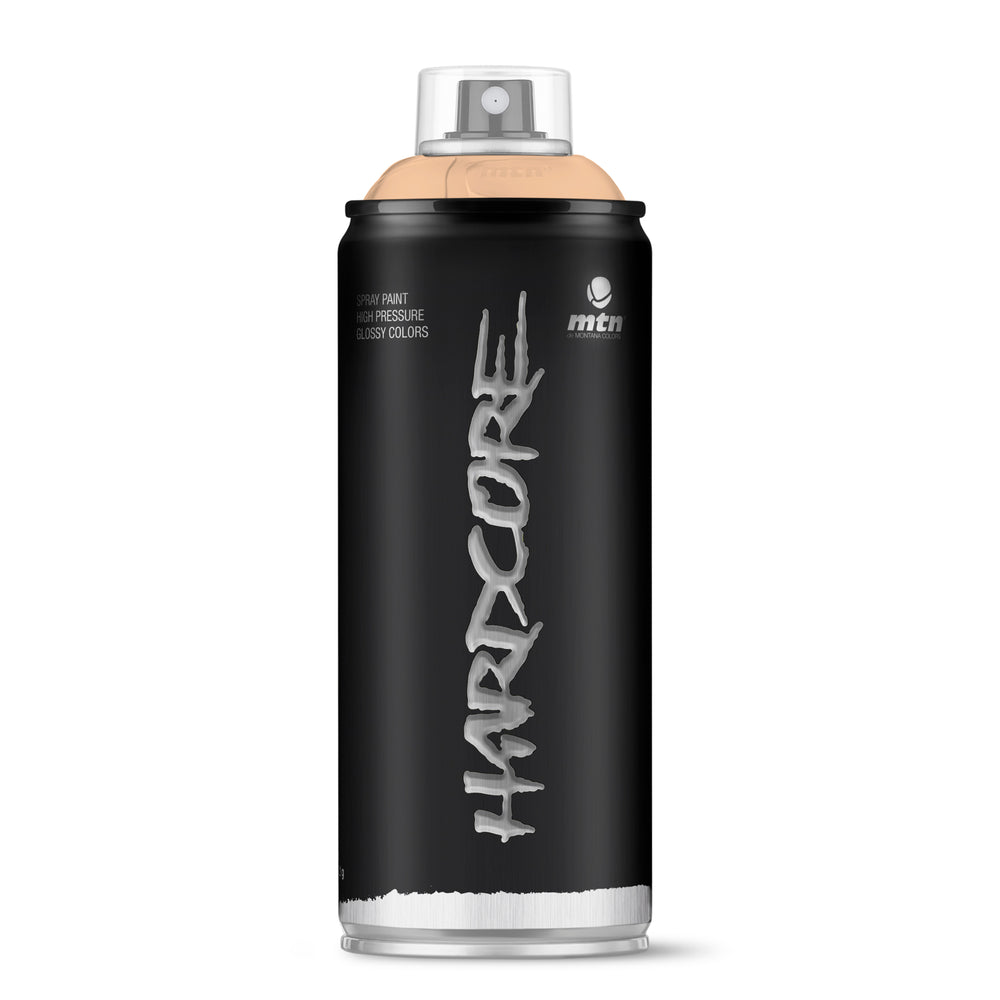MTN Hardcore Spray Paint 400ml Apricot RV-9