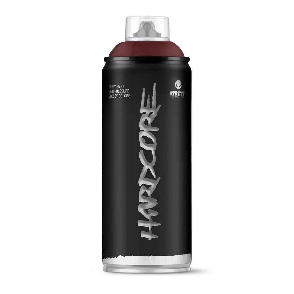 MTN Hardcore Spray Paint - RV260 - Iroko Red