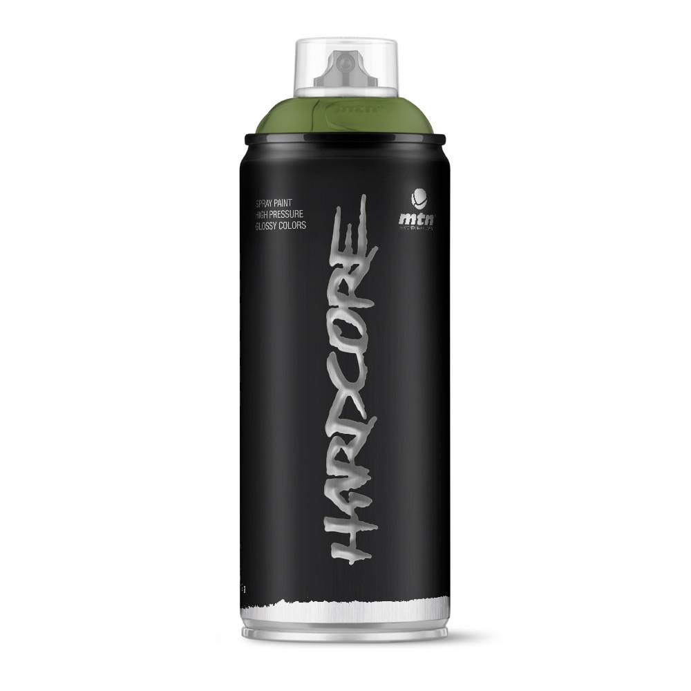 MTN Hardcore Spray Paint - RV6013 - Khaki Green